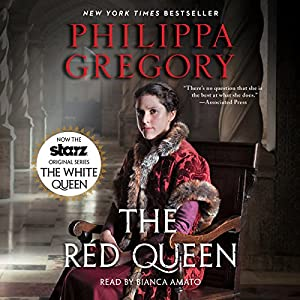 The Red Queen Hörbuch