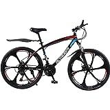 AltruismQ1 マウンテンバイク 26インチ ロードバイク アルミニウム合金 シマノ21段変速 24段変速 軽量