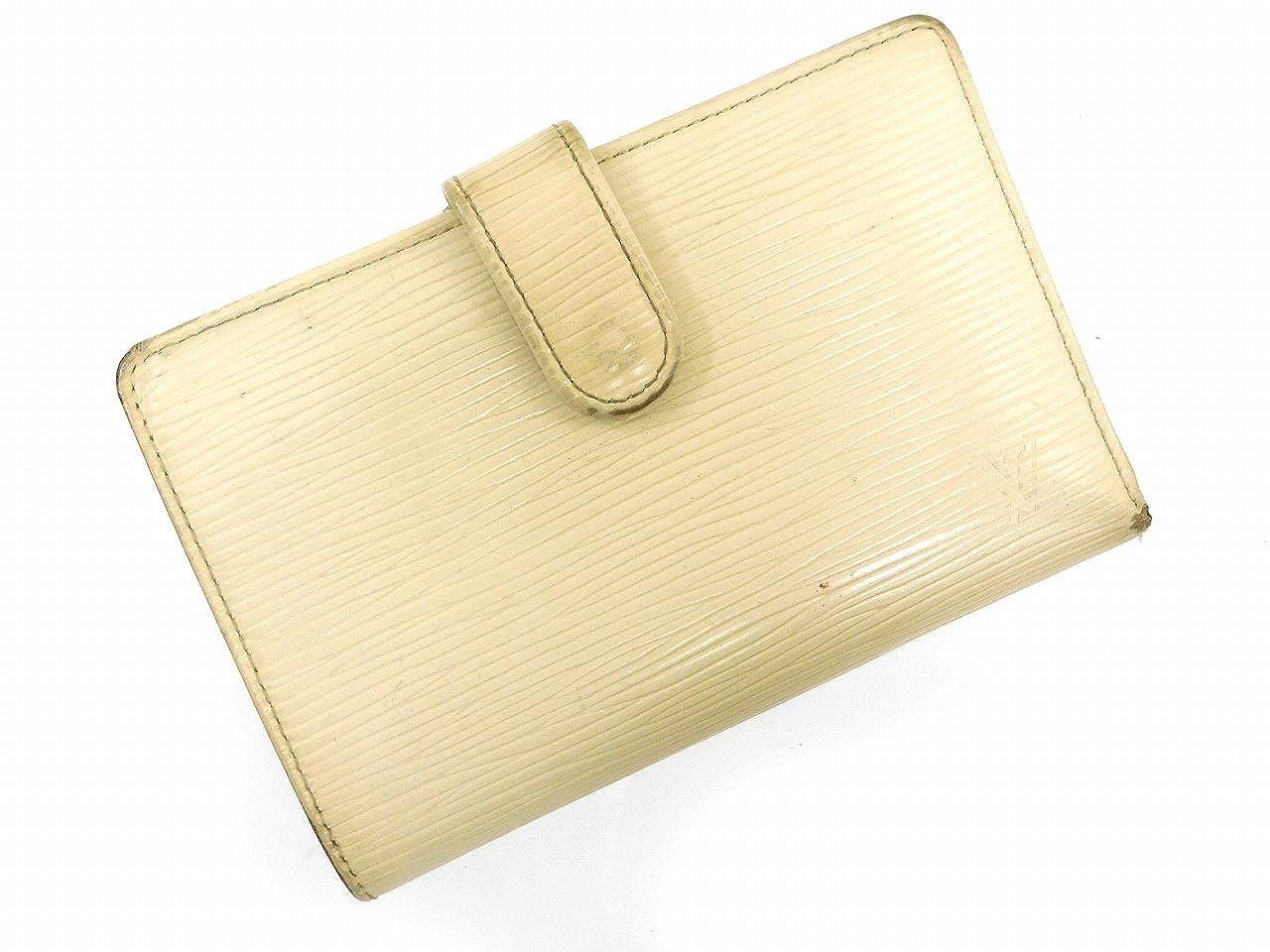 [ルイヴィトン] LOUIS VUITTON 二つ折り財布 エピ M6515J エピレザー X7208 中古   B0757HFFYL
