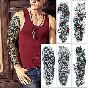 ... Tatuajes temporales