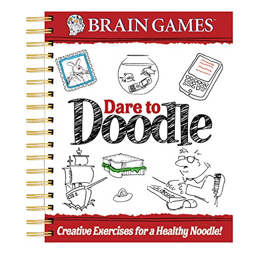 Brain Games%C2%AE Dare Doodle Adult product image