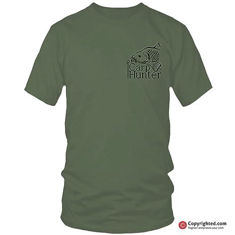 Fishing Angling Mens Just Hook It Quality Birthday Gift T-Shirt S-5XL