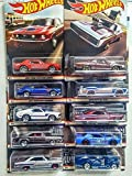 2017 Hot Wheels Walmart Exclusive Vintage American Muscle – Complete Set of 10!