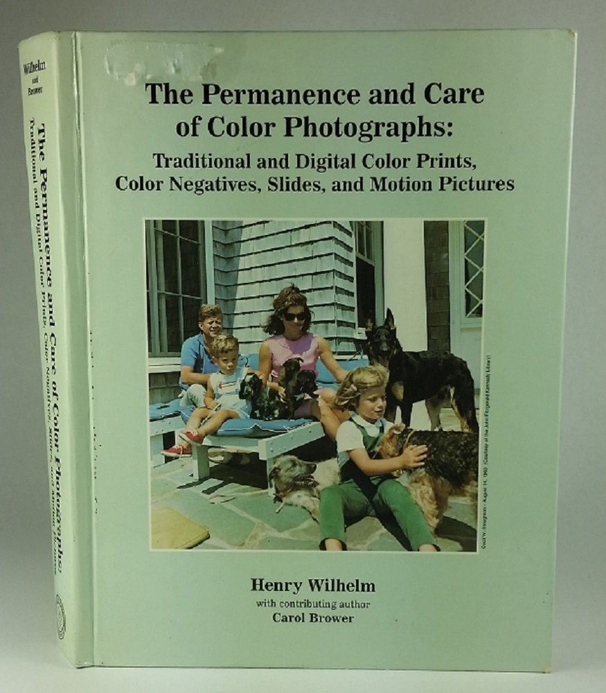 the permanence and care of color photographs traditional and