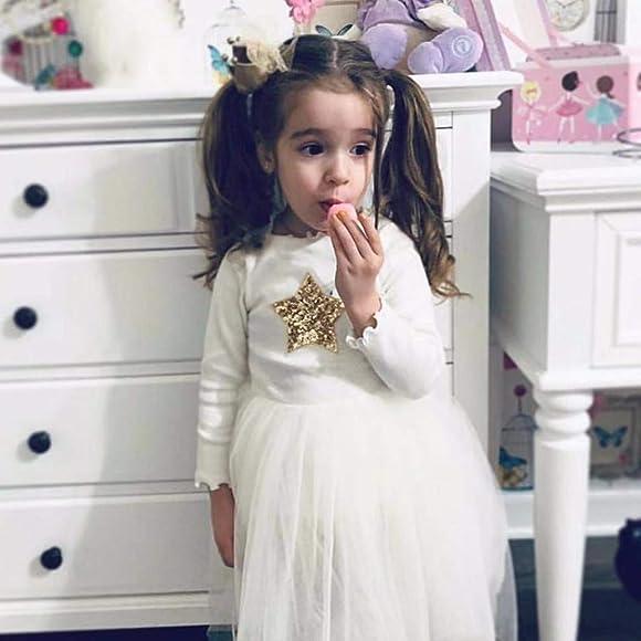 Heetey - Conjunto de Ropa para niña y niña, Ropa de Vestir y ...