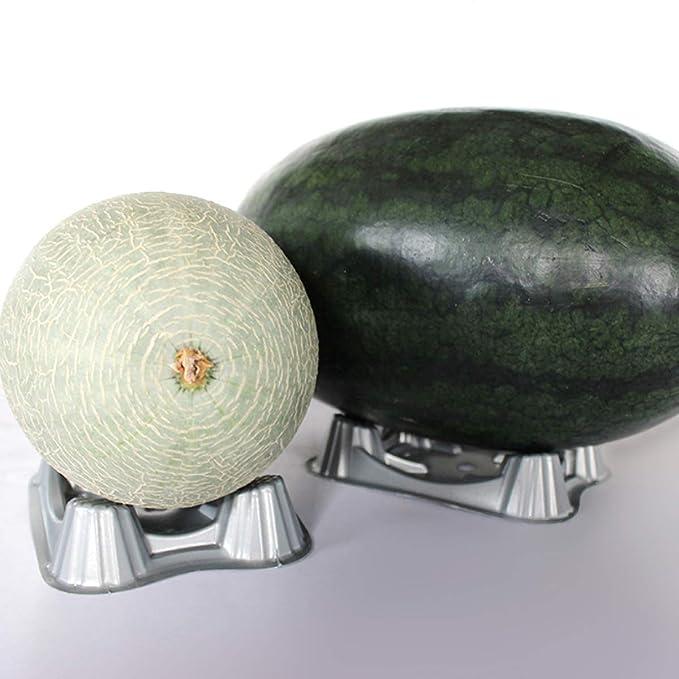 Magarz - Soporte de melón de plástico para Aumentar la reflexión ...