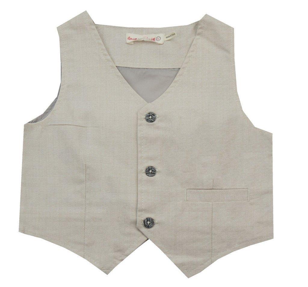 Deux Par Deux Aristo Kids Sand Vest-Baby Boy's Size 24M by Deux par Deux