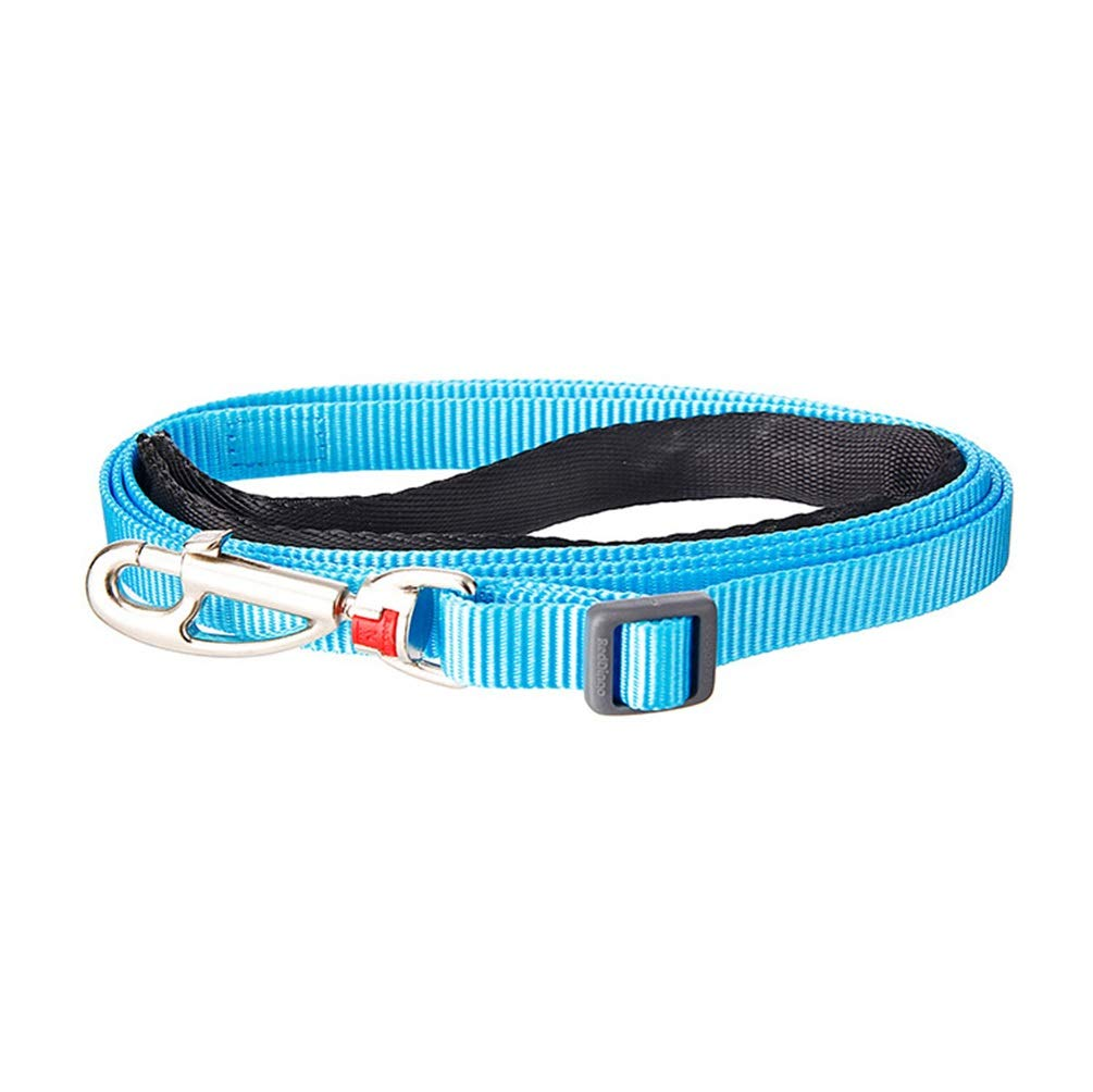 5 L 5 L Dog Leash, Nylon Ribbon Pet Telescopic Traction Rope Dog Chain Training Lead Dog Leash (color   5, Size   L)