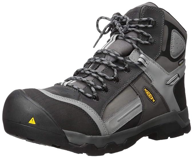 Amazon.com: KEEN Utility Davenport - Zapatillas para hombre ...
