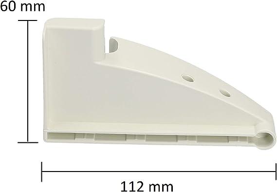 NEU ORIGINAL Kühlschrank Flaschenfach Seitenteil weiß rechts Liebherr 7438550