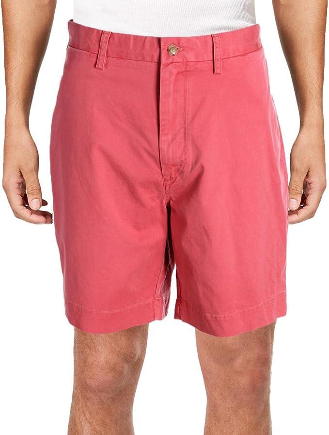Ralph Lauren Mens Cutoff Casual Chino Shorts