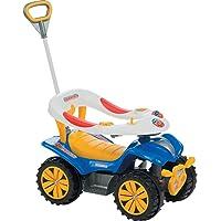 Veiculo para Bebe Dudu Style Car Articulado, Biemme, Multicor