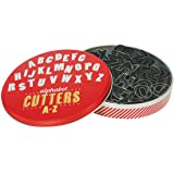 Jamie Oliver Alphabet Cookie Cutters, Multi-Colour