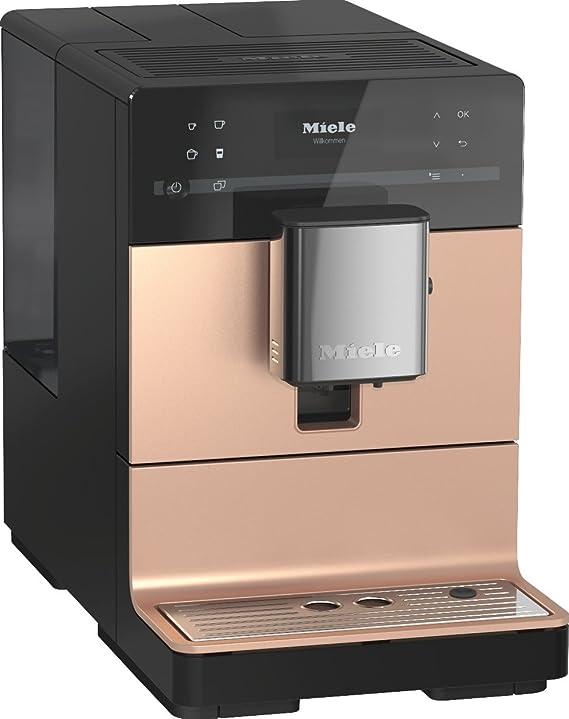 Miele CM 5500 Cafetera automática Roségold Pearlfinish: Amazon.es: Hogar