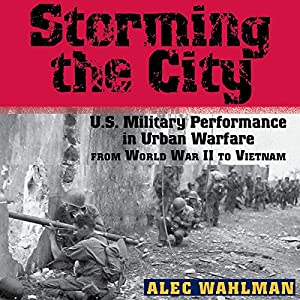 Storming the City Audiobook