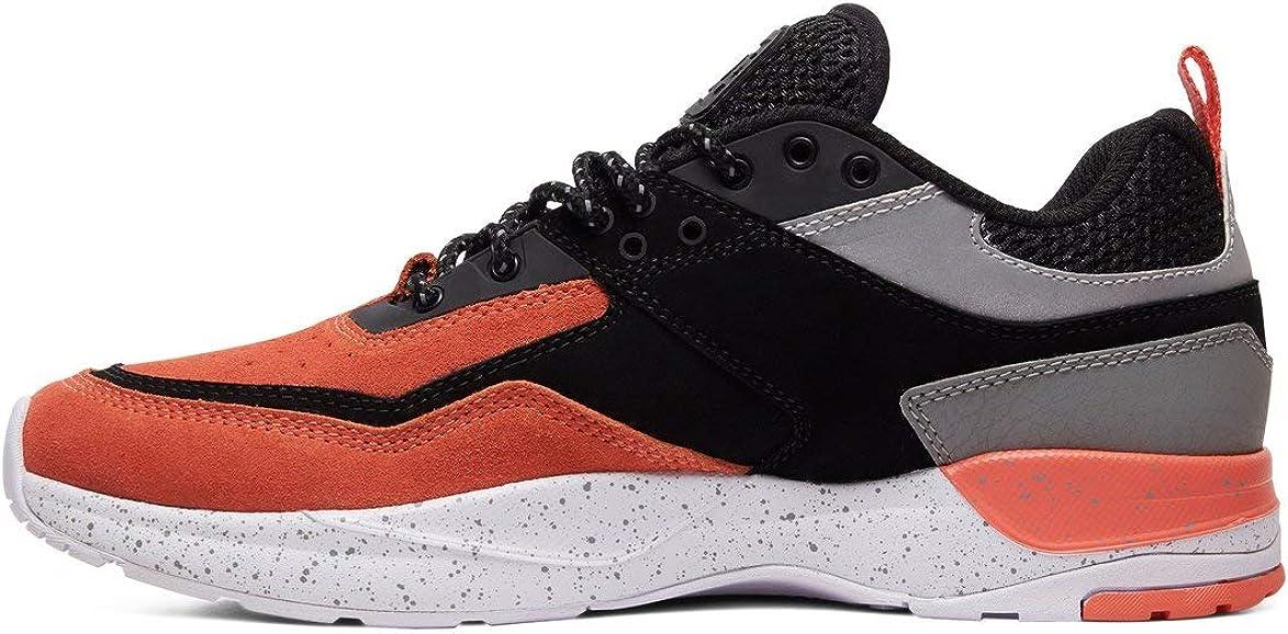 DC Mens E.tribeka Se Skate Shoe