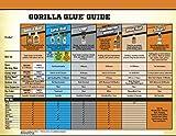 Gorilla 100 Percent Silicone Sealant Caulk, 2.8