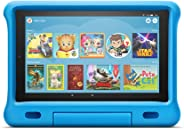 "All-New Fire HD 10 Kids Edition Tablet – 10.1"" 1080p full HD display, 32 GB, Blue Kid-Proof Case"
