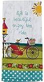 Kay Dee Designs R3200 Enjoy The Ride Bicycle Terry Towel