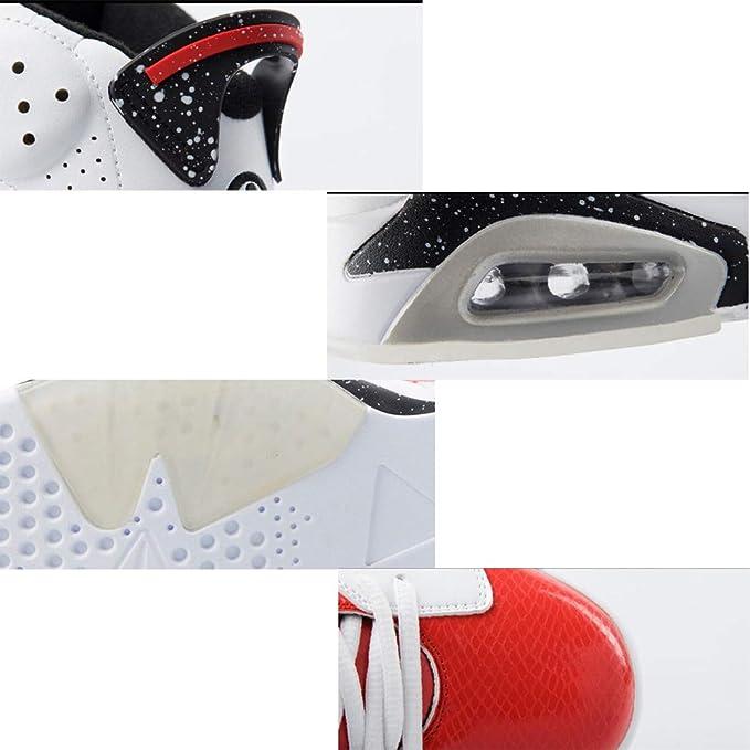 Amazon.com: Zxcvb - Zapatillas de baloncesto para otoño e ...