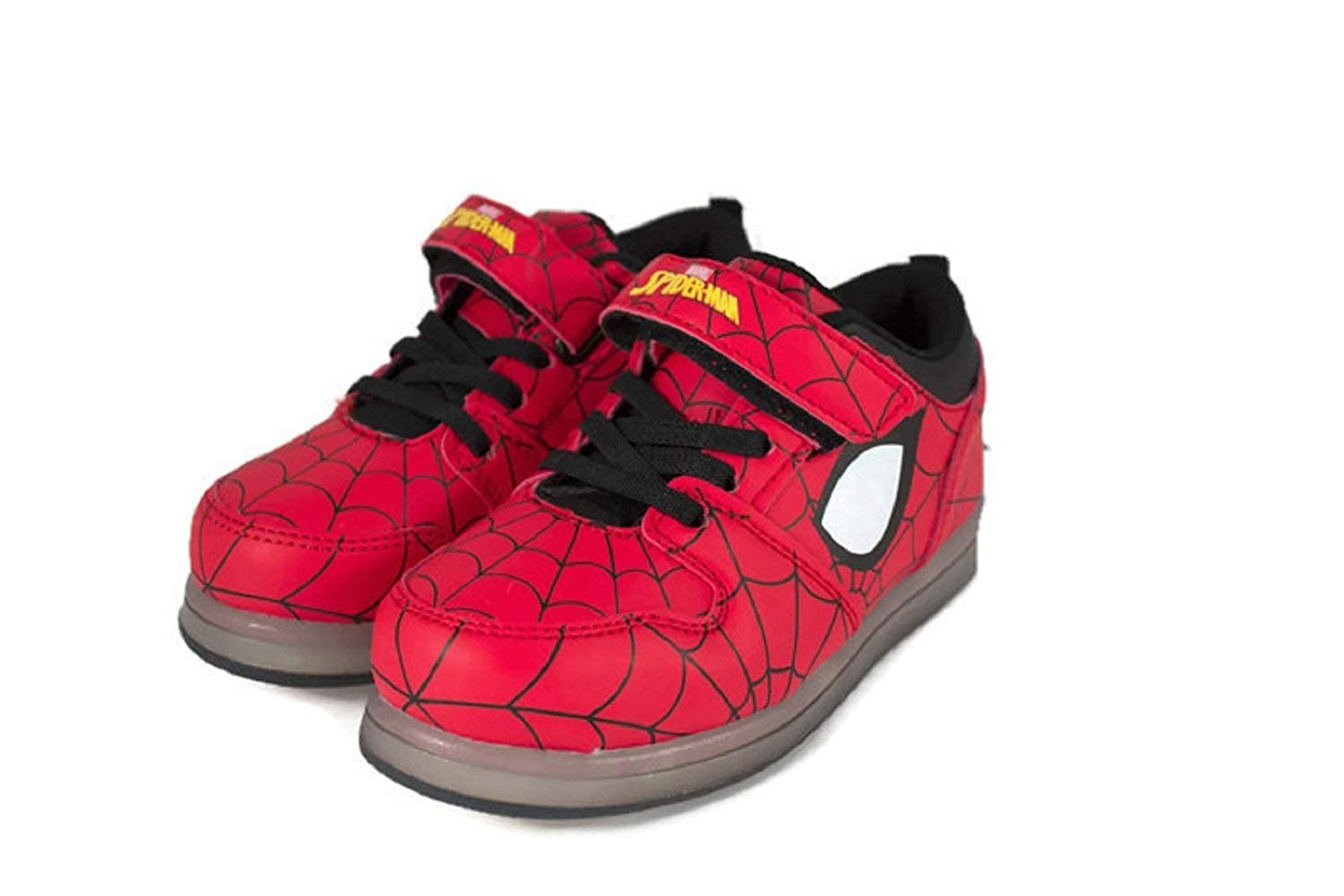 Favorite Characters Spiderman Motion Lighted Athletic Shoes (Toddler/Little Kid)