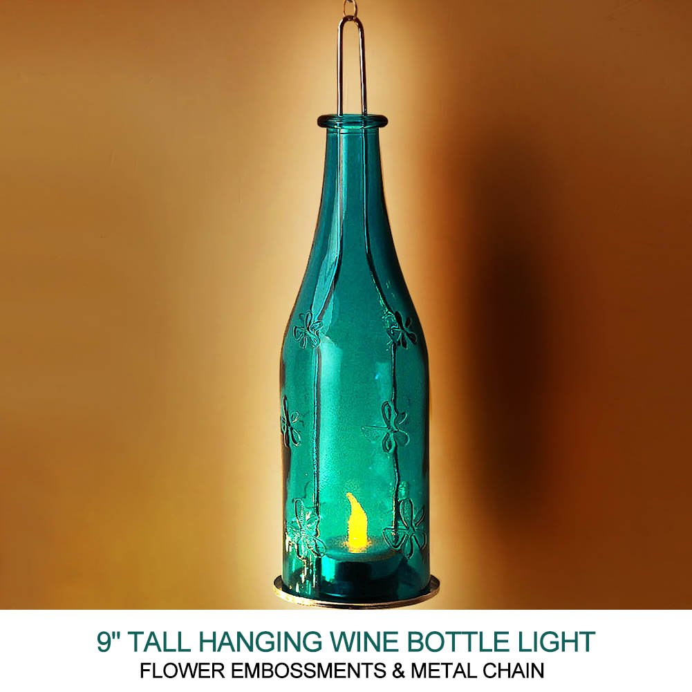Amazoncom Bright Zeal 9 Tall Hanging Wine