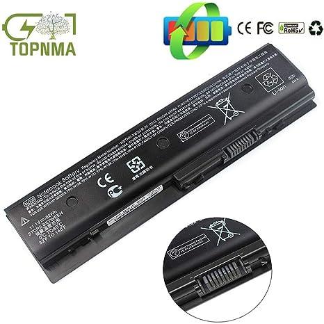 Topnma® Batería Portátil para HP 671731-001 MO06 MO09 HP Pavilion DV4-5000
