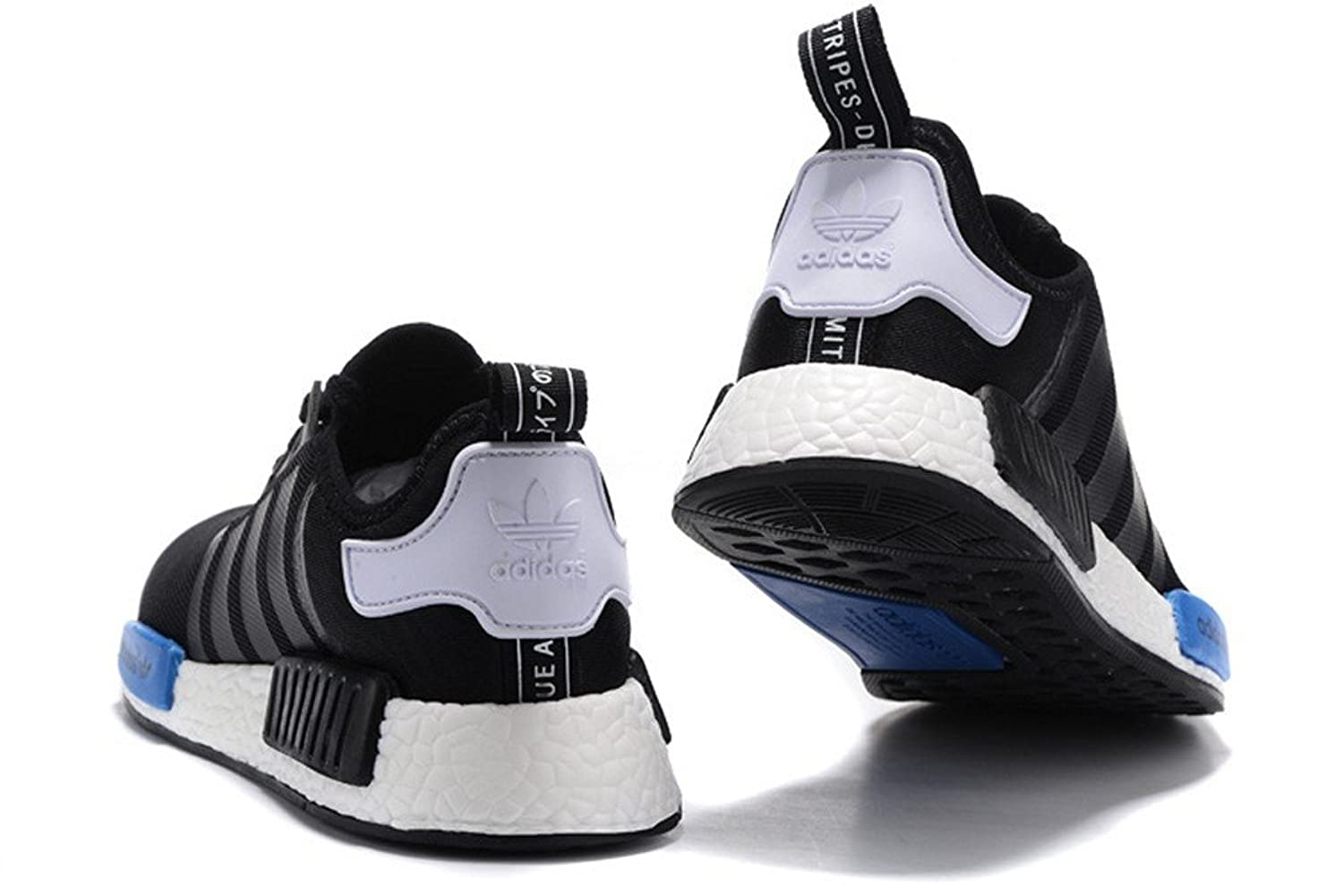 422f6f5152ea4 ... where to buy worldwide online retailer list be3f5 75fb7 adidas mens  originals nmd r1 shoes blue