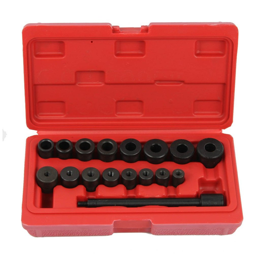 SUPERCRAZY 17PCS Universal Clutch Alignment Tool Kit SC0047 SUPER TOOLS