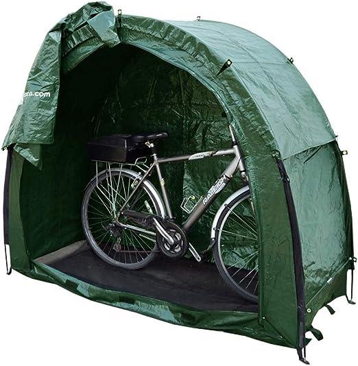 Trueshopping - Tienda de campaña impermeable para bicicleta: Amazon.es: Jardín