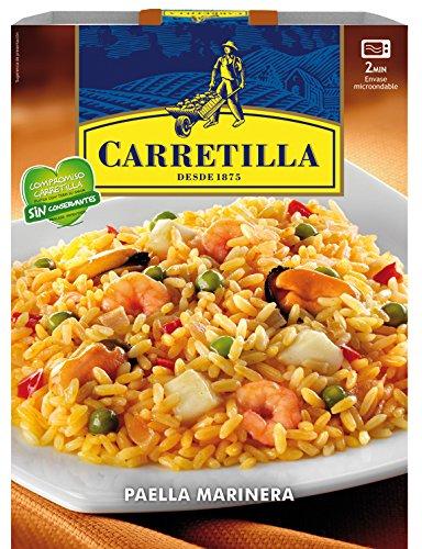 Carretilla Paella Marinera- 250 g