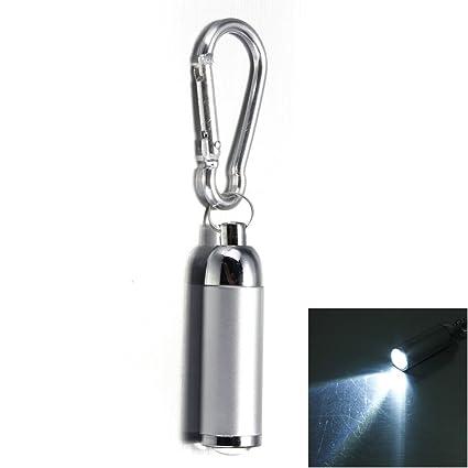 Amazon.com: 1pieza Paradisiac Popular Mini Linterna LED Luz ...