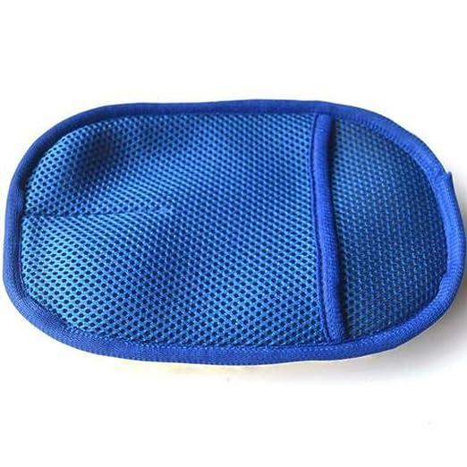 fish Car Wash Wool Soft Car Wash Guantes Cepillo de Limpieza ...