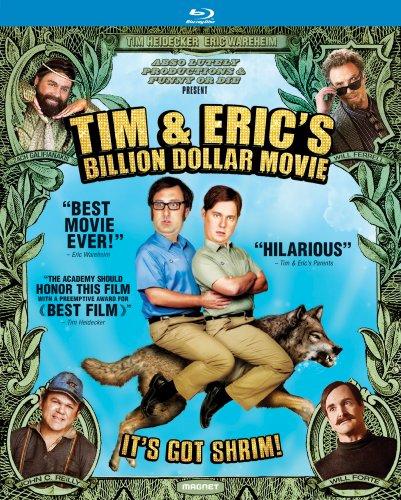 Tim & Eric's Billion Dollar Movie - A Movies For Dollar