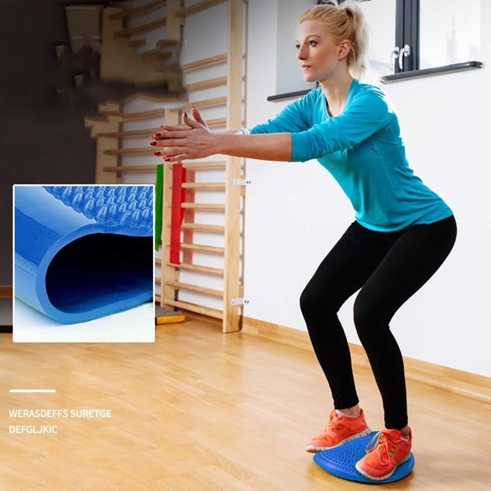 Schule Rehabilitation Ice-Beauty-ukzy Balancekissen Ballkissen R/ückentraining Massagekissen Physiotherapie Fitness Kissen Yogakissen