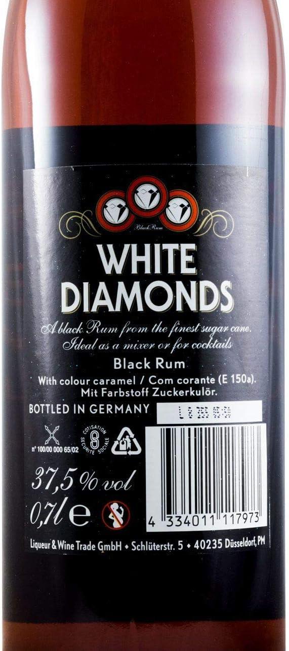 Ron White Diamonds Escuro: Amazon.es: Alimentación y bebidas