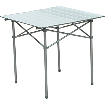 Amazon Com Outsunny Roll Up Top Aluminum Camp Portable