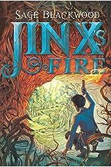 Jinx's Fire by Sage Blackwood (2015-03-24)