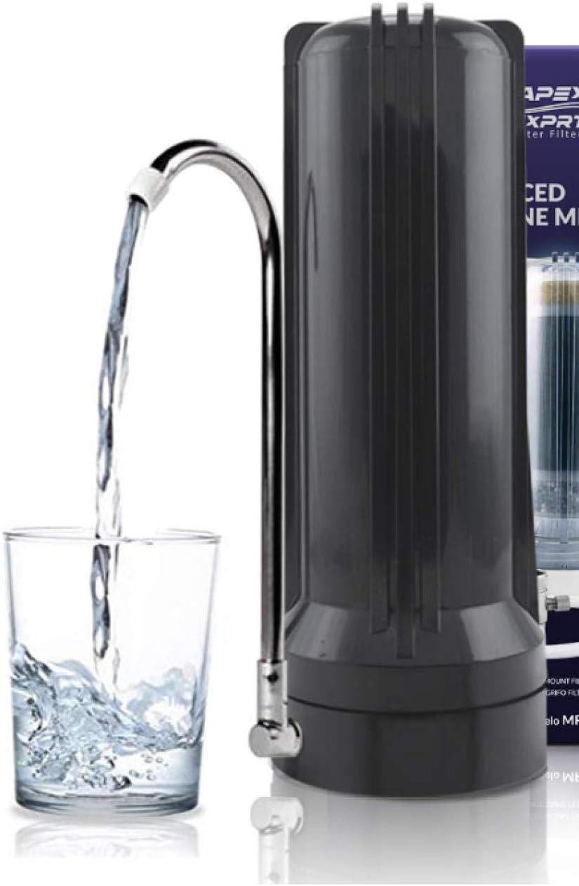 Filtro de agua potable para encimera, purificador de agua alcalina ...