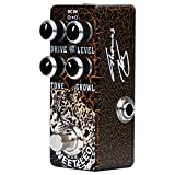 Xvive Overdrive Electric Guitar Effects Pedal - Sweet Leo O2