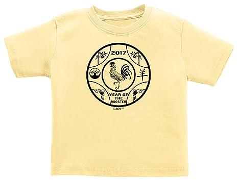 feebd08c6dda Chinese New Year Rooster Zodiac Chinese New Year 2017 Lucky Rooster Infant T -Shirt 6