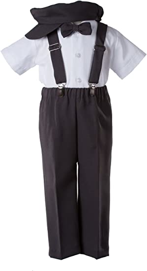 White//Black,12 Mon,18 Mon,24 Mon,2T,3T,4T Toddler Boys Knickers Vintage Outfit