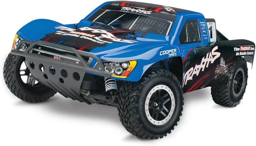 Traxxas Nitro Slash: 2WD Short Course Racing Truck
