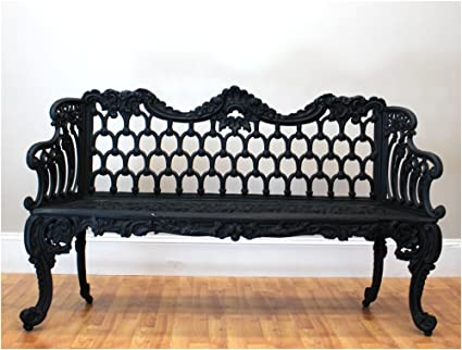 Fabulous Amazon Com Colonial Or Victorian Vintage Big Garden Bench Beatyapartments Chair Design Images Beatyapartmentscom