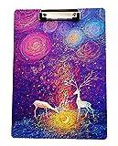 Creative Arts File Folder Writing ClipBoard (Multicolor)