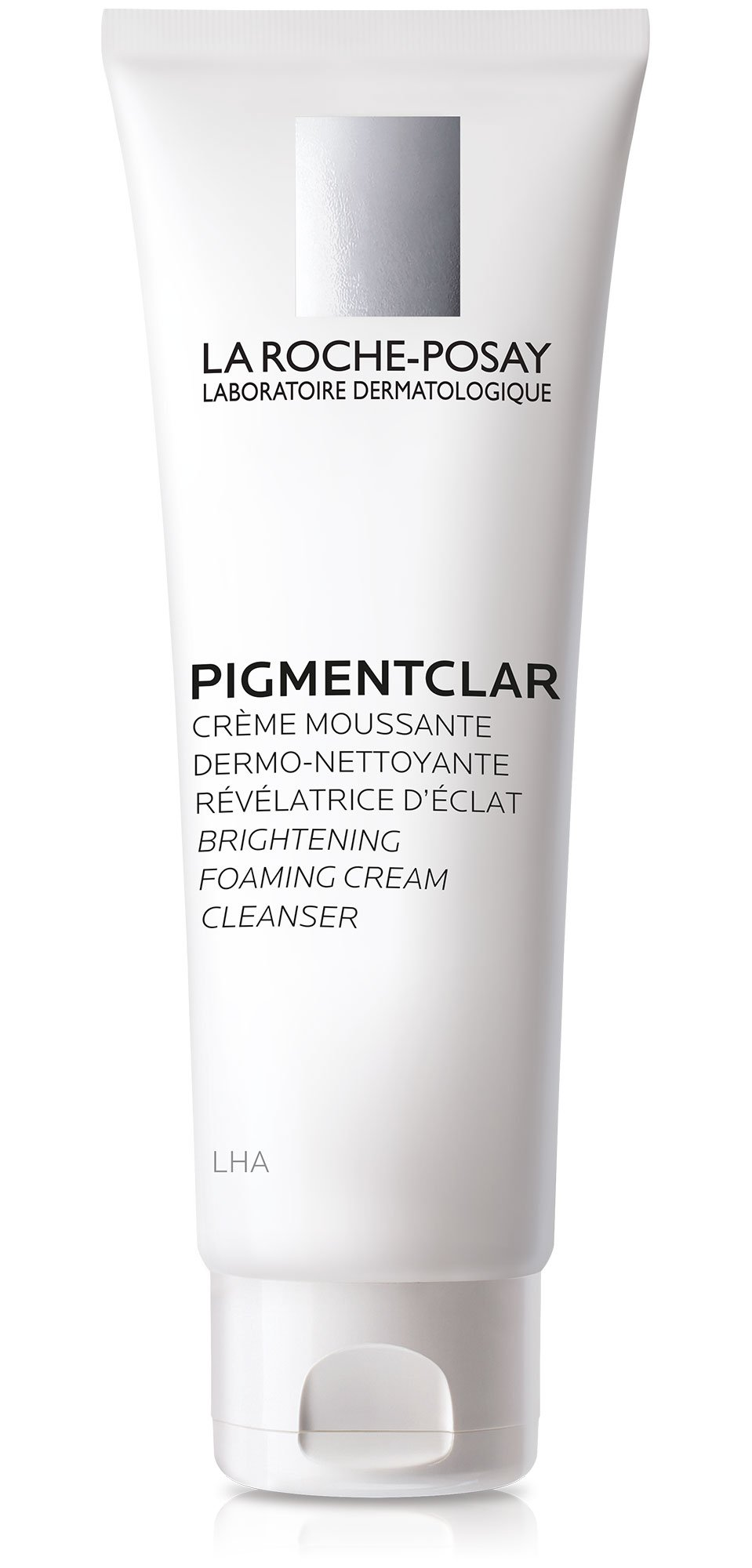 La Roche-Posay Pigmentclar Dark Spot Face Wash Brightening Foaming Cream Facial Cleanser with LHA, 4.2 Fl. Oz.