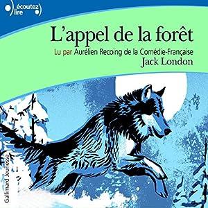 L'appel de la forêt Audiobook
