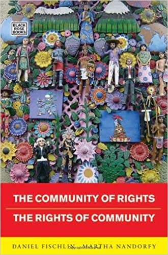 Book Community of Rights - Rights of Community