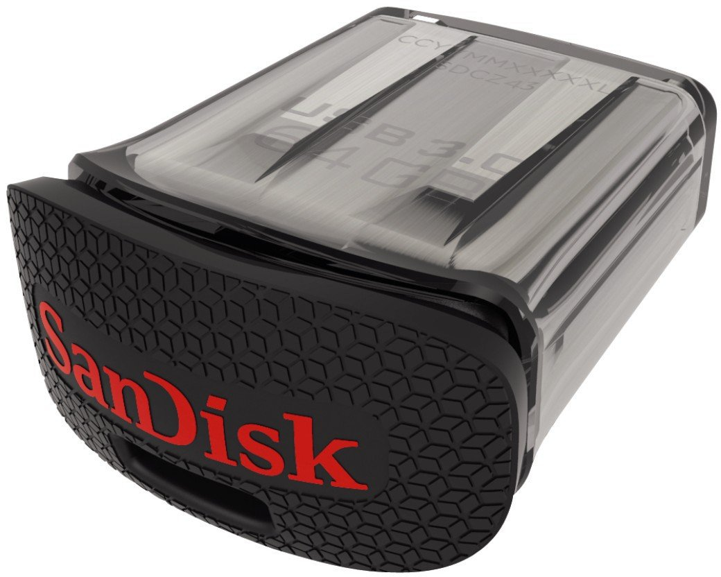 Sandisk Ultra Fit 64 Gb Usb Flash Drive 30 Up To 130 Mb S Sandsik Flashdisk Flair 32gb Speed 150mbps Black Computers Accessories