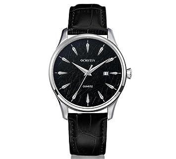 OCHSTIN Relojes de Hombre y Mujeres Suiza Impermeable Pareja , 6: Amazon.es: Deportes y aire libre